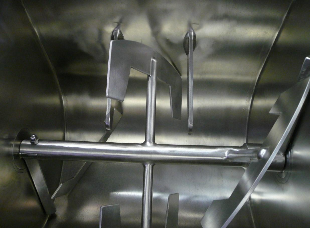 Quot Barsso Quot Paddle Mixer 200 L Type Barmix 200