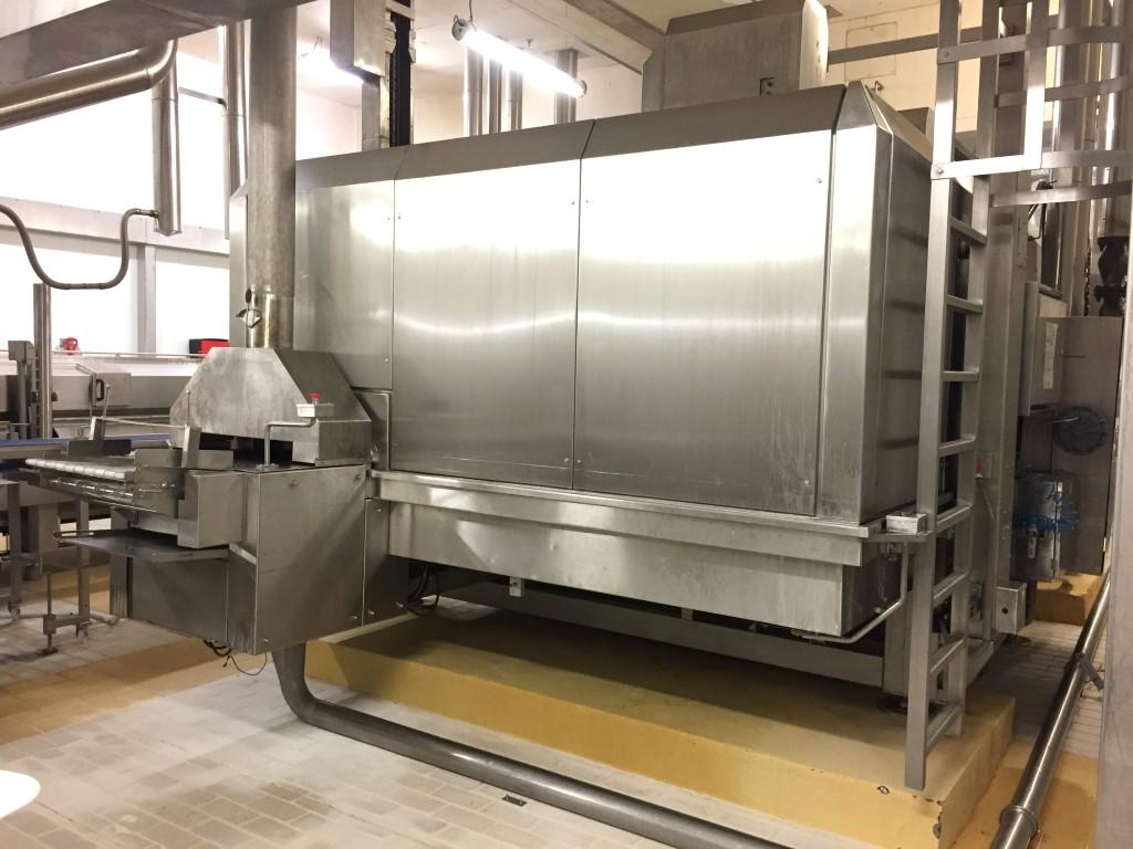 """CookStar """"GEA-CFS"""" Spiral oven, Type HLS 600-12/75-154"""