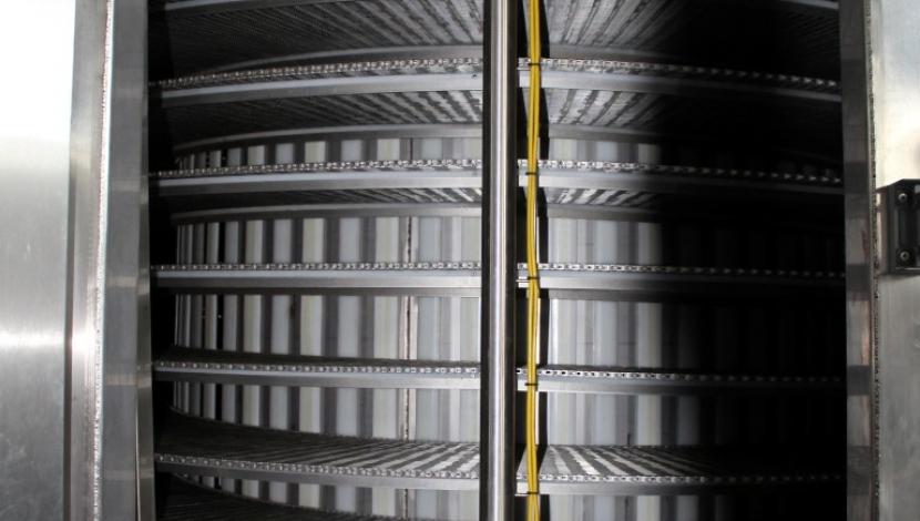"""Advanced"" Spiral Freezer / Chiller Type ASFS 13,25–660 / 2300-200"