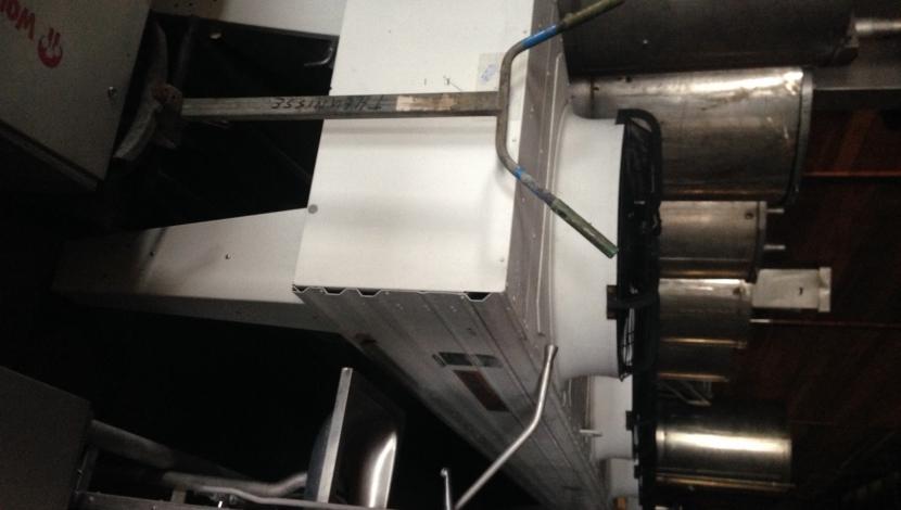 """Advanced"" Spiraalvriezer / Koeler Type ASFS 13,25–660 / 2300-200"