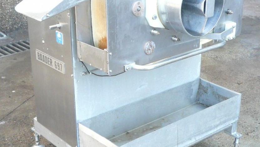 """""""Baader"""" separator desinewing machine """"Baader"""", type 697"""