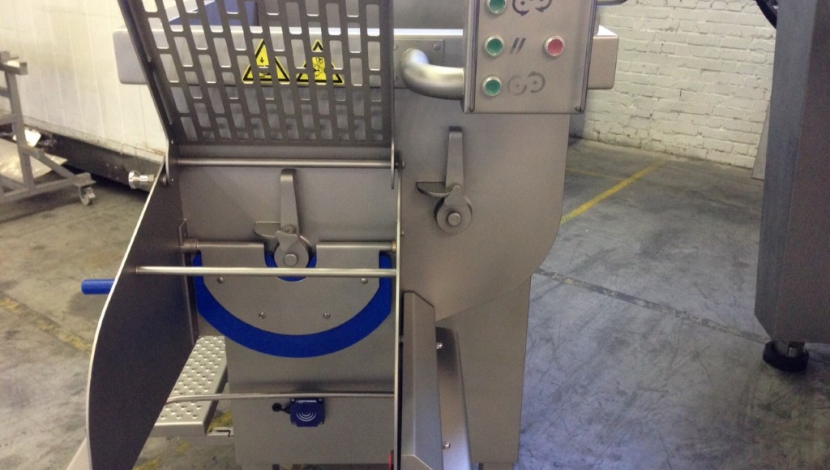 """Barsso"" twin shaft paddle mixer 450 L,Type Barmix 450 - Quick & Clean system"