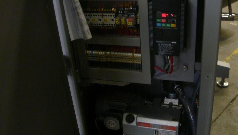 """""""Barsso"""" vacuum tumbler 300L Type Bartumb"""