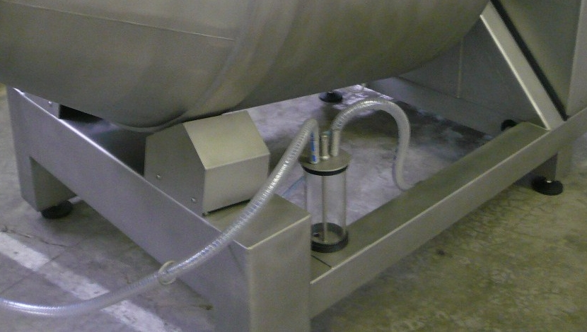 """Barsso"" vacuum tumbler, Type 5 Bartumb"