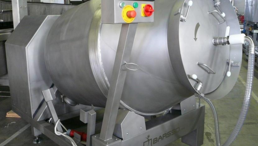 """Barsso"" vacuum tumbler Type 5 Bartumb"