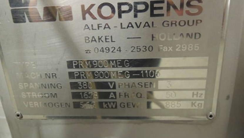 PRM 900 MEG
