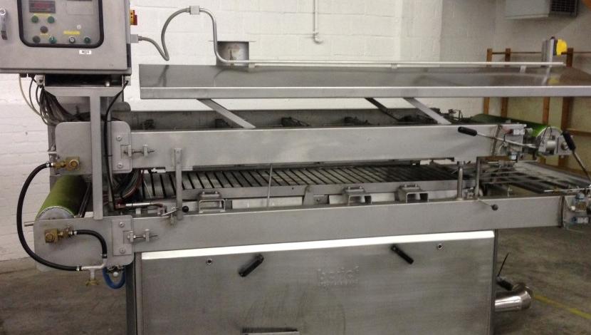 """Berief"" teflon-grill Type Dubra K1800/600"