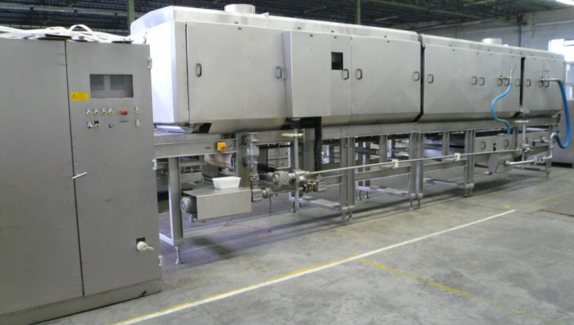 """Koppens"" contact cooker Type BG 6000/400"
