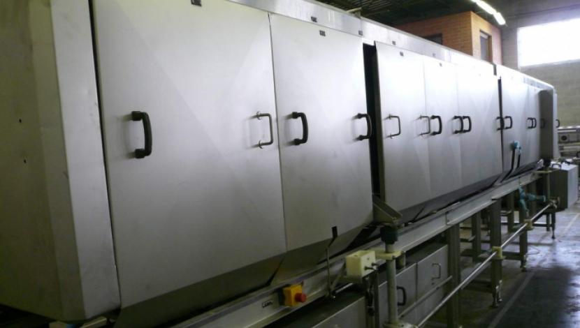 """Koppens"" contact cooker Type BG 6000/400"
