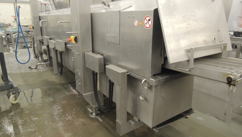 BRN 3000/500 industrial fryer