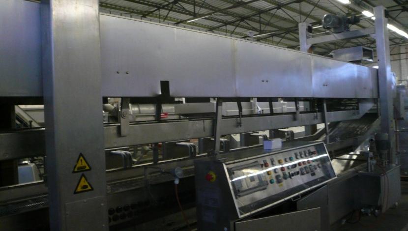"""Koppens"" Friteuse  Type BRN 4500/700"