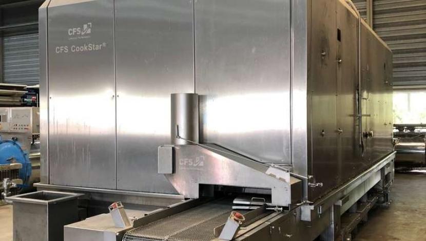 spiraal oven Cookstar