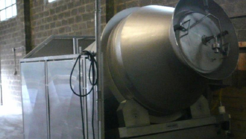 """""""Danfotech"""" vacuum tumbler 2.000L."""