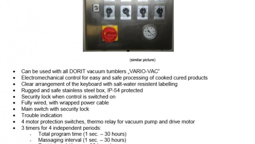 tumbler VV5 1000