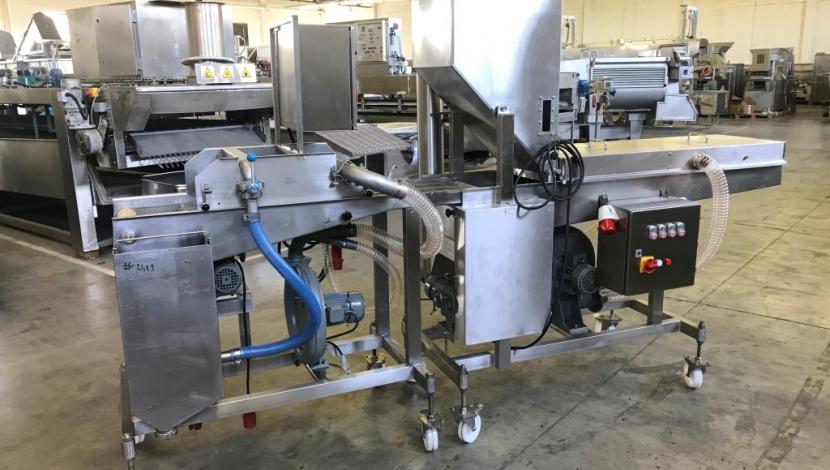 Stork eiwiteer- paneermachine
