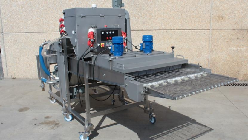 """Eiwiteer-Paneermachine """"GEA-CFS"""" Type ER-PR 900"""