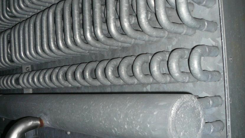 "Congélateur / Refroidisseur spiral ""Eurotek""  Type  26 20,5 – 150"