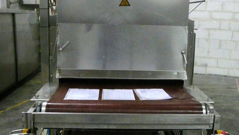 """""""Formcook"""" contact cooker – Combi oven"""