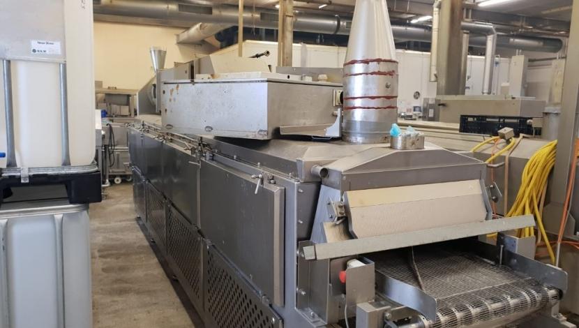 Formcook lineaire oven
