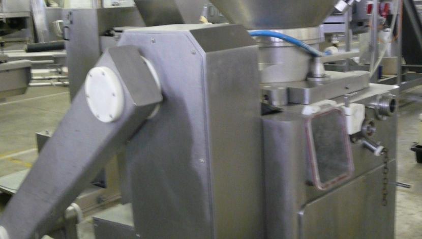 """""""Frey"""" Vakuumfüllmaschine Typ 'Konti 300'"""