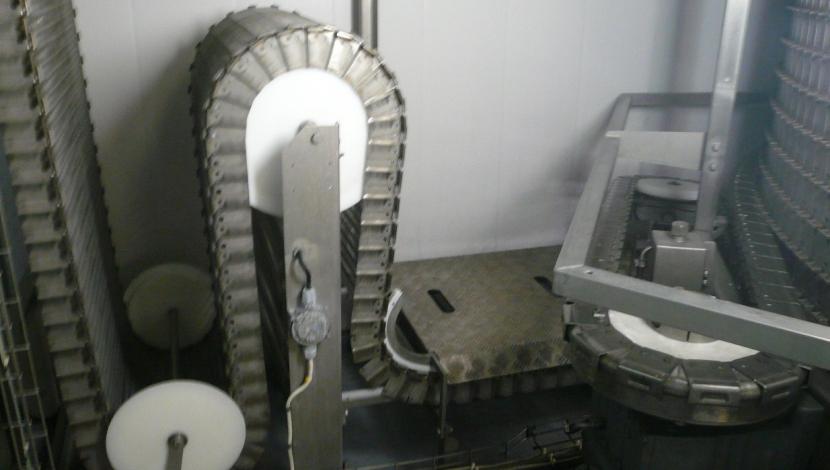 """Frigoscandia"" Spiraalvriezer / Koeler Type GyroCompact GC 600-08-30-14 NS Classic"