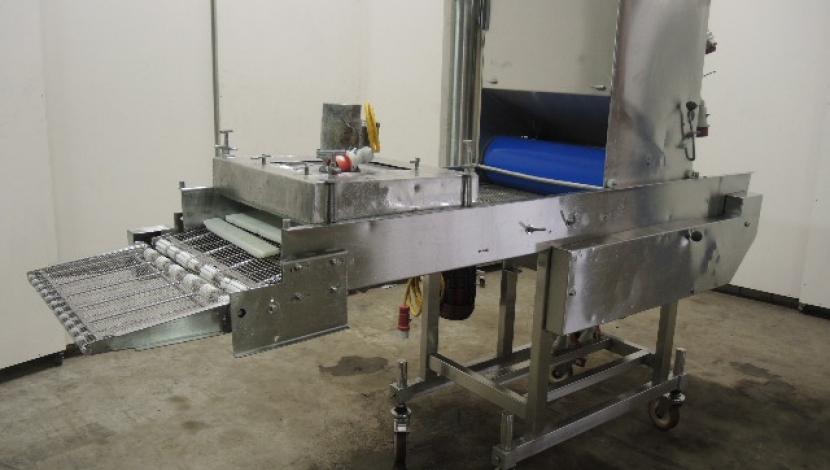 Battering - Breading machine Type ER-PRC 600