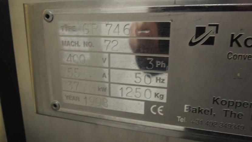grill marker GR 746