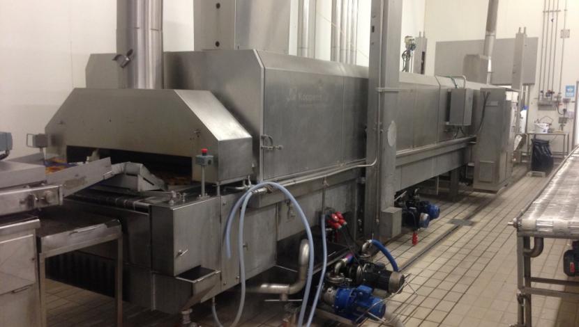 HLT 12000-1200modular oven