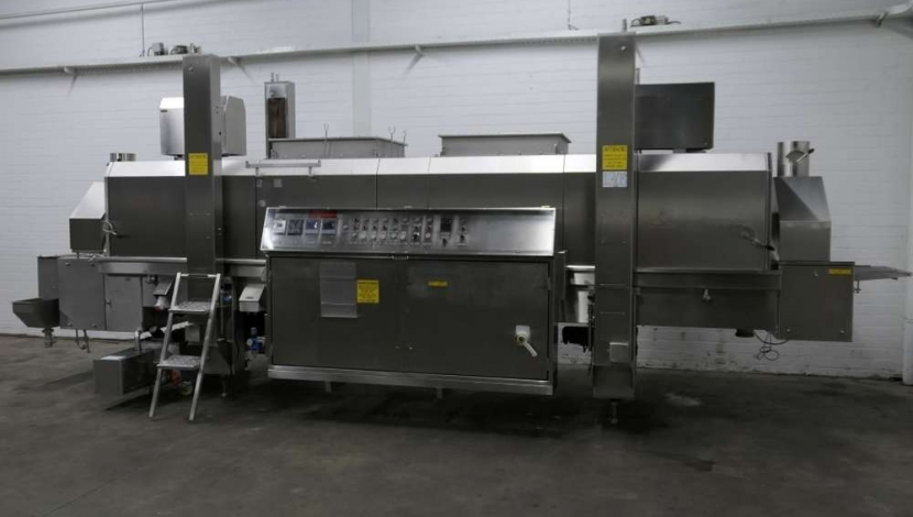 Lineaire oven Cfs