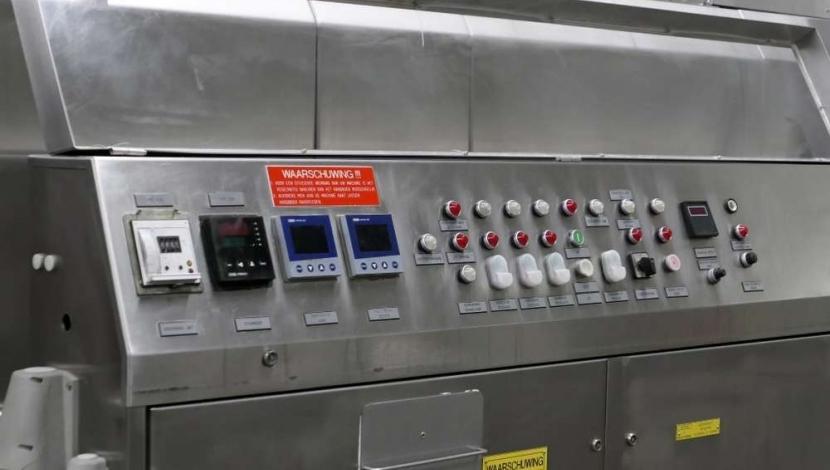 HLT 6000/600 lineaire oven