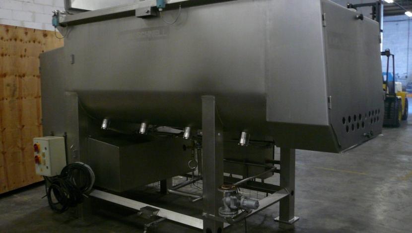 """Mélangeur à double palettes """"Karl schnell""""  3.300L"""