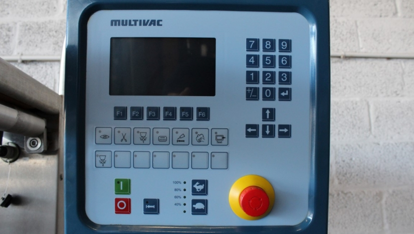 """""""Multivac"""" Thermoformer Type R330"""
