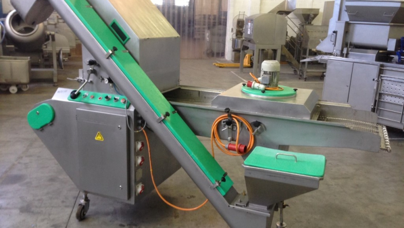 """Meyn"" breader, Type MB 600"