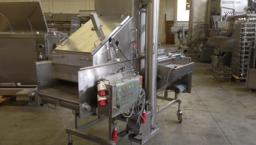 "universal breading line ""GEA-CFS"", Type PU 600"