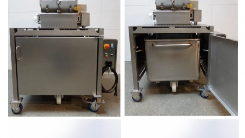pulled meat shredder Barsso