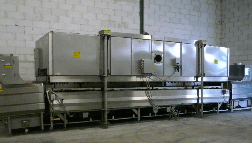 "Hot air oven ""Stein"" Type FMC Stein JSOIII 4022 DG"