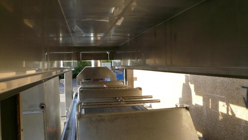 """""""GEA-CFS"""" steam tunnel Type ST 6000-600"""
