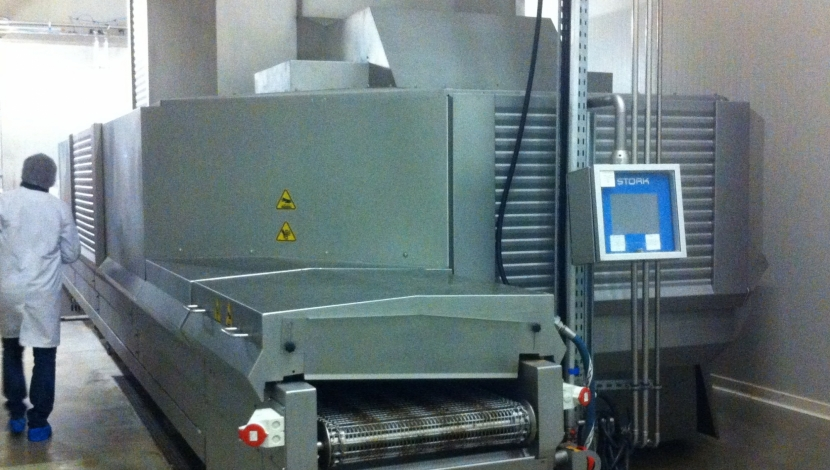 """Stork"" Spiral oven  Type TSO 600 / 96 / 4TH"
