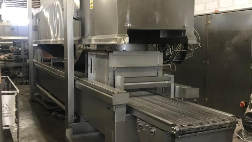 hete lucht oven THS 630-6000