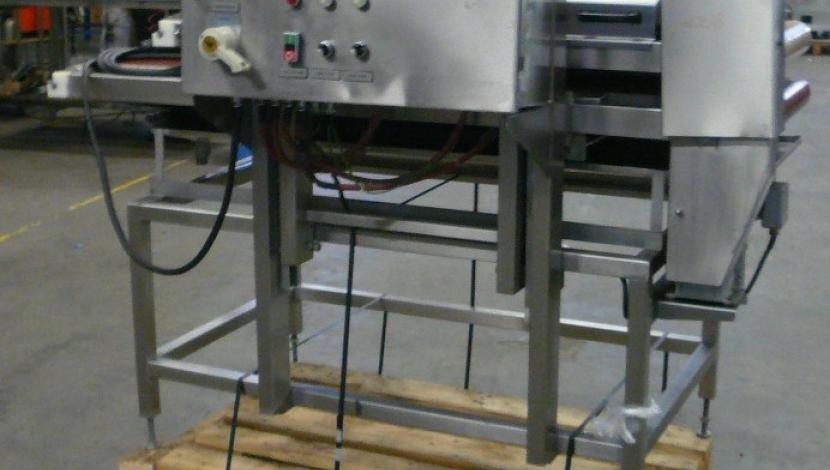 """""""GEA-CFS"""" gril à téflon Type BG 1200/420"""