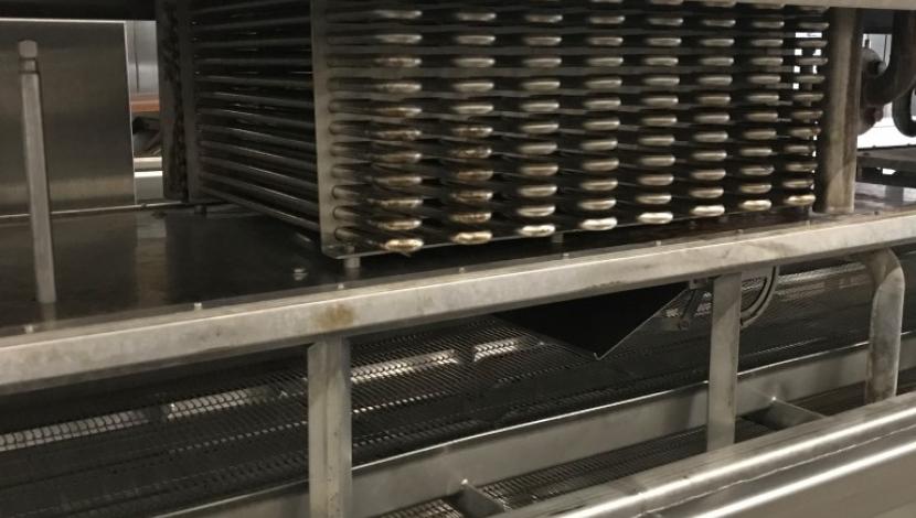 TST Techniek oven
