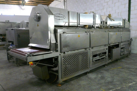 """""""Formcook"""" contact grill – Combi oven"""