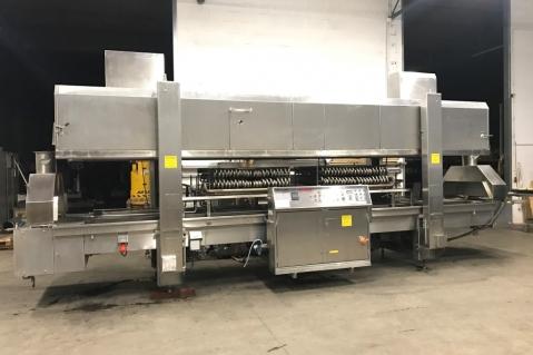 hete lucht oven 8000-1000