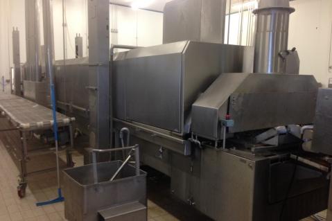 modular oven HLT 12000-1200