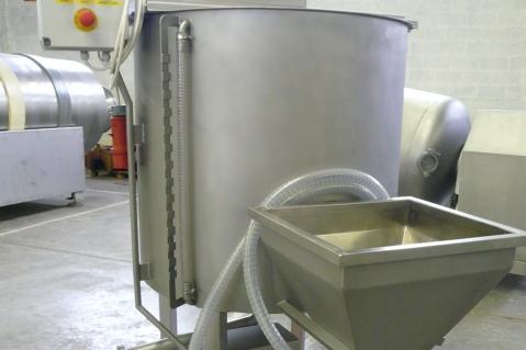 Brine mixer
