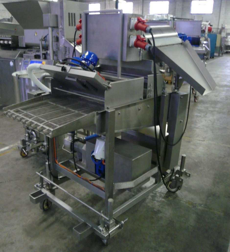 batter breading machine